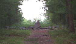Alignment stone
